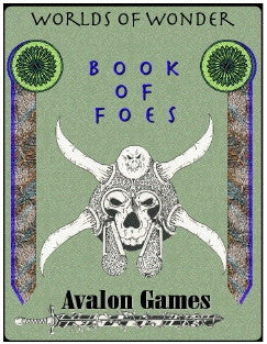 Book of Foes PDF