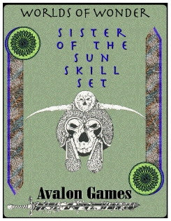 Sister of the Sun Skill Set PDF