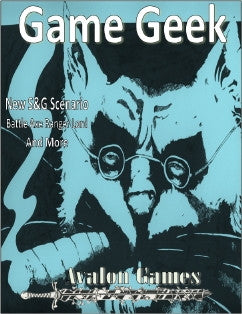 Game Geek Issue #2 PDF
