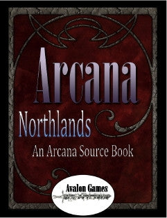 Arcana, The Northlands Source Book PDF