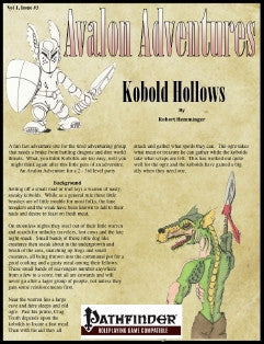 Avalon Adventures, Vol 1, Issues #3 PDF