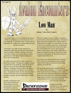 Avalon Encounters Vol 1, Issue #2 PDF