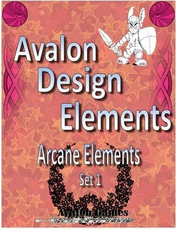 Avalon Design Elements, Arcane Set 1 PDF