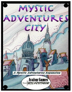 Mystic Adventures, City PDF