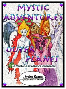 Mystic Adventures, Outer Planes PDF