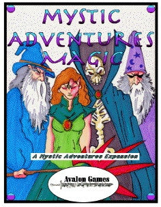 Mystic Adventures, Magic PDF