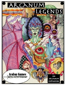 Arcanum Legends PDF