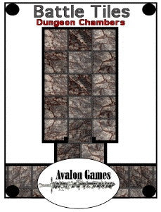 Battle Tiles, Dungeon Chambers PDF