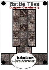 Battle Tiles, Dungeon Chambers 2 PDF