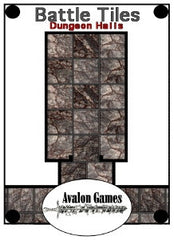 Battle Tiles, Dungeon Halls PDF
