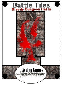 Battle Tiles, Bloody Dungeon Halls PDF