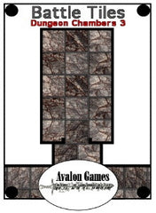 Battle Tiles, Dungeon Chambers 3 PDF