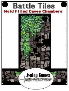 Battle Tiles, Mold Filled Cave Chambers PDF