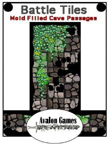 Battle Tiles, Mold Filled Cave Passages PDF