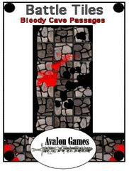 Battle Tiles, Bloody Cave Passages PDF