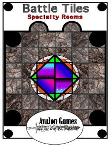 Battle Tiles, Specialty Rooms PDF