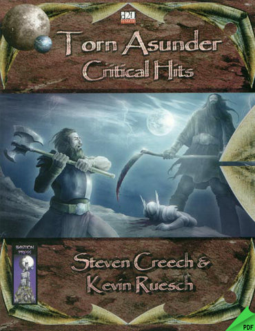 Torn Asunder: Critical Hits (d20) PDF