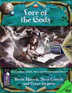 Lore of the Gods (d20) PDF