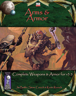 Arms & Armor 3.5 Data Sets (CD)