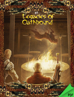 Legacies of Oathbound #1 (d20) PDF
