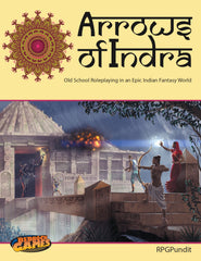 Arrows of Indra PDF