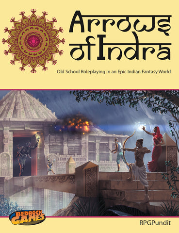 Arrows of Indra (Book & PDF Bundle)