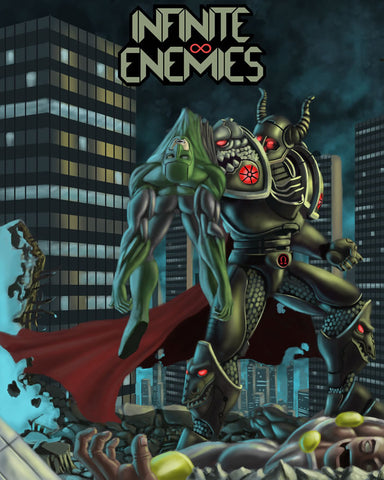 Infinite Enemies (Book & PDF)