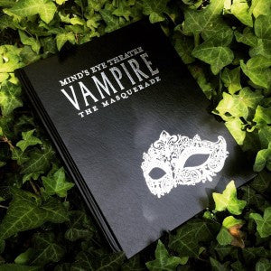 Mind's Eye Theatre: Vampire The masquerade Deluxe Edition