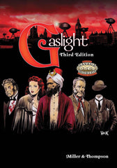 Gaslight Victorian Fantasy 3rd Edition (Savage Worlds)