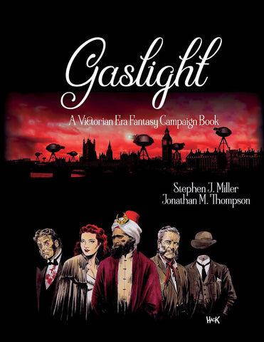 Gaslight Victorian Fantasy (Fifth Edition)