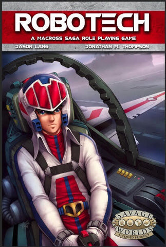 Robotech: A Macross Role Playing Game (SWADE)