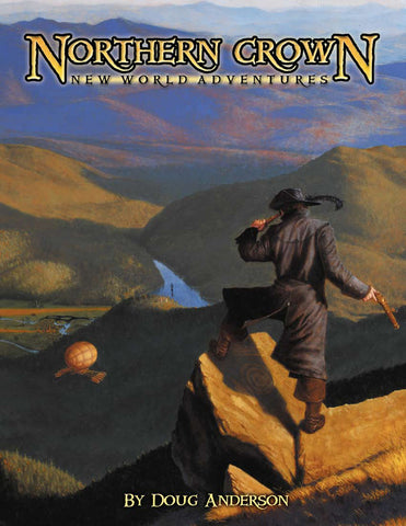Northern Crown: New World Adventures (Pathfinder)