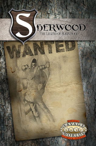 Sherwood: The Legend of Robin Hood (Savage Worlds)