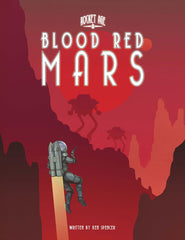 Rocket Age: Blood Red Mars