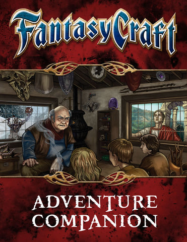 Fantasy Craft: Adventure Companion