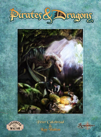 Pirates & Dragons Core Rulebook