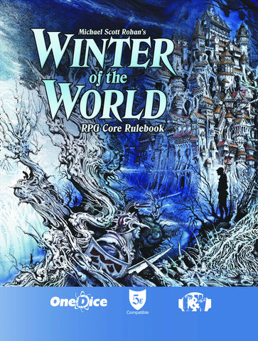 Winter of the World: Adventures in Brasayhal – Core Rulebook
