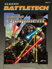 Battletech: Combat Equipment