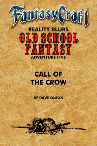 Old School Fantasy #5: Call of the Crow (FC) PDF