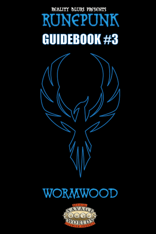 RunePunk: Guidebook #3 PDF