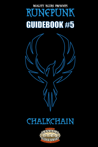 RunePunk: Guidebook #5 PDF