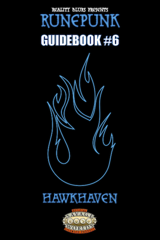 RunePunk: Guidebook #6 PDF
