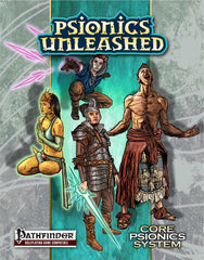 Psionics Unleashed (Pathfinder)