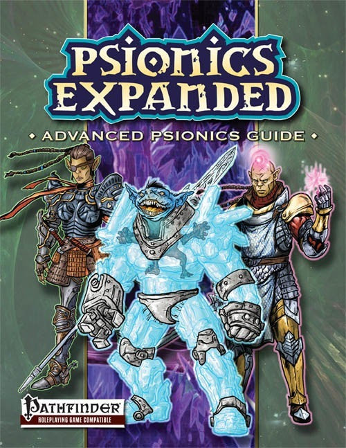 Psionics Expanded: Advanced Psionics Guide (Pathfinder) | Studio 2