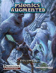Psionics Augmented, Volume I (Pathfinder)