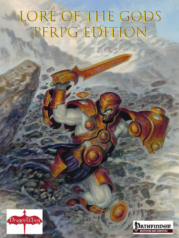 Lore of the Gods Pathfinder Edition