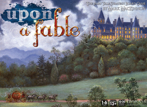 Upon a Fable - A Fairy Tale Strategy Board Game