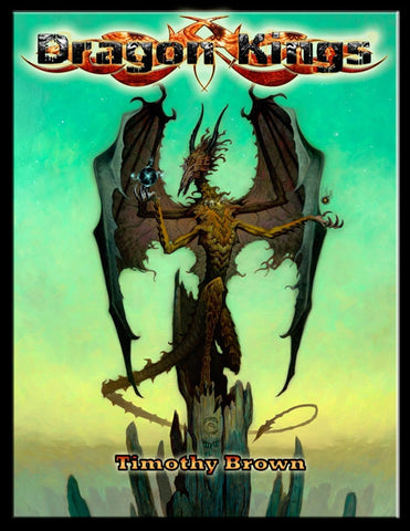 Dragon Kings World Book PDF