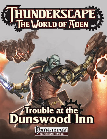 Thunderscape Nights: Trouble at the Dunswood Inn PDF