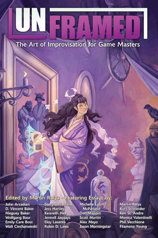 Unframed: The Art of Improvisation for Game Masters